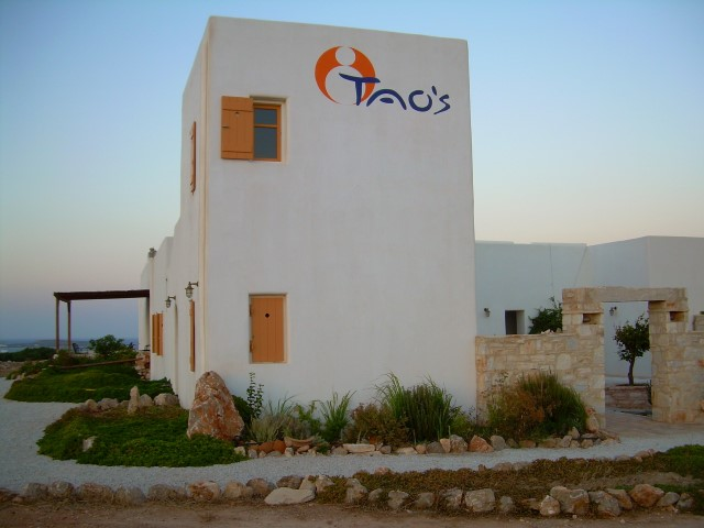 Group Hosting Venue | Tao's Center | Paros | Greece