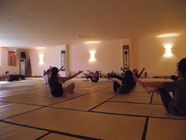 movement | big hall | taos center | paros | greece