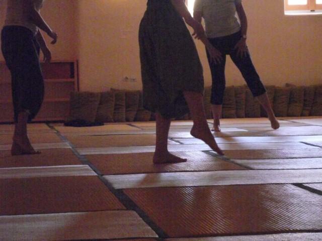dance & movement | big hall | taos center | paros | greece