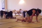 movement | meditation hall | taos center | paros | greece