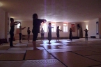 dance & movement | meditation hall | taos center | paros | greece