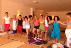 dance | woman workshop |meditation hall | taos center | paros | greece