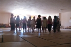 dance |meditation hall | taos center | paros | greece