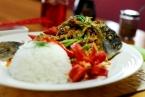Sea Bream Red Curry