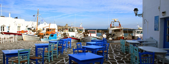 5 Solo holiday in Paros Greece