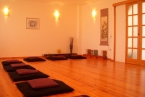 Tao's Center | Paros | Greece | small meditation Hall | workshop venue