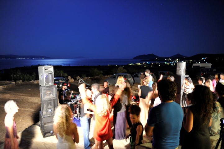 music week | festival | live music | full moon | taos center | paros | greece
