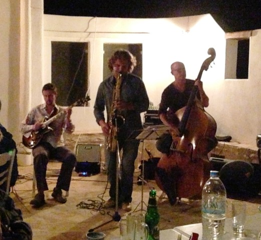Live Jazz | music week | festival | live music | taos center | paros | greece