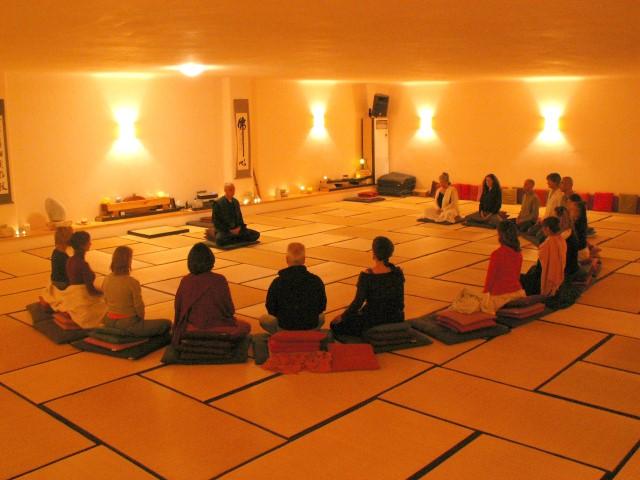 mediation hall | taos center | paros | greece