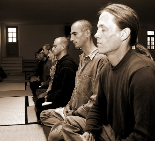 zazen | meditation | taos center | paros | greece