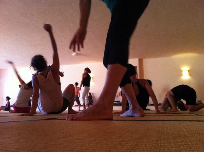 dance retreat paros| tao's greece
