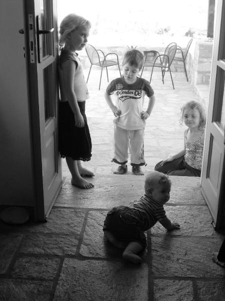 kids   tao's greece