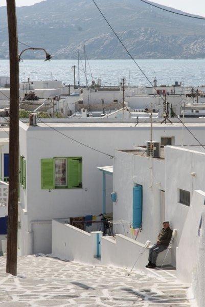 naoussa paros | tao's greece
