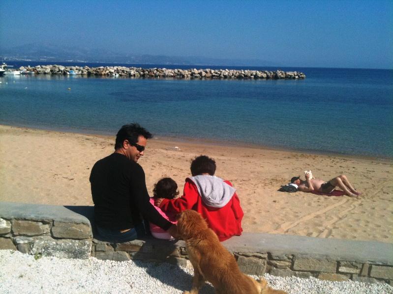 family vacation   tao's greece