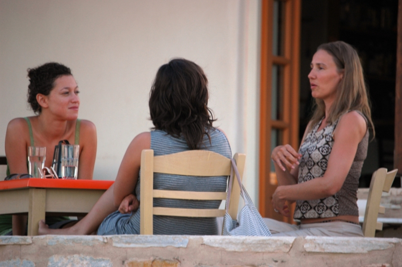 travel for single women| Tao's Center| Paros| Greece