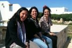 travel for single women  Tao's Center  Paros  Greece