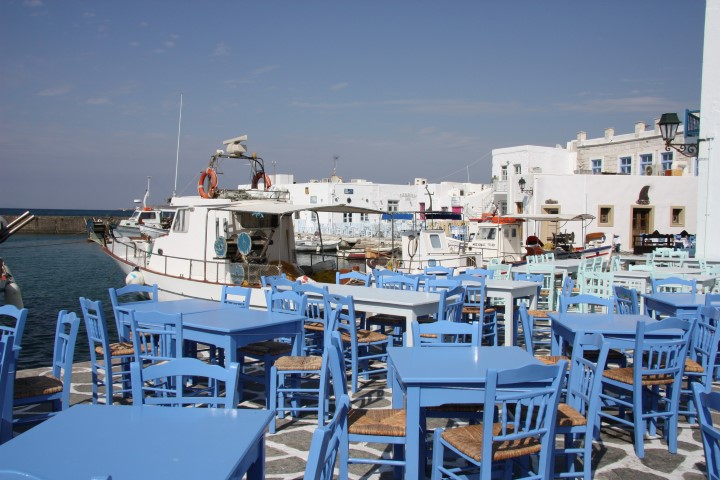greek restaurant| Tao's Center| Paros| Greece