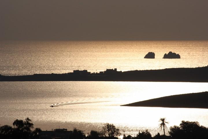 greece sunset  greek islands  Tao's Center  Paros  Greece