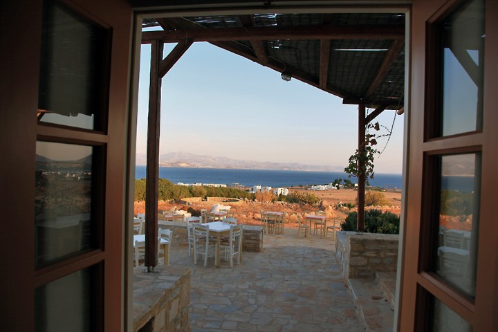 greek islands vacation | workhshop venue| taos center | Paros | Greece