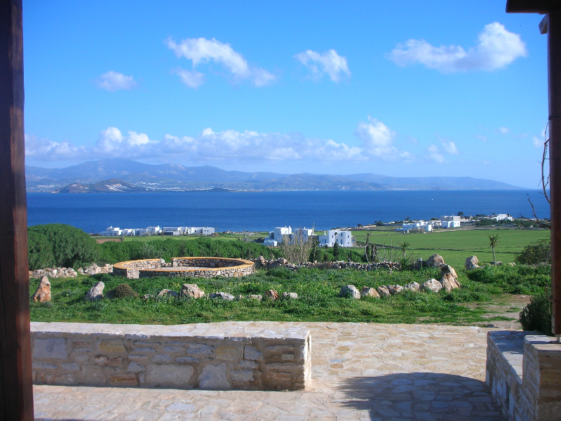 spring in greece | taos center | paros | greece