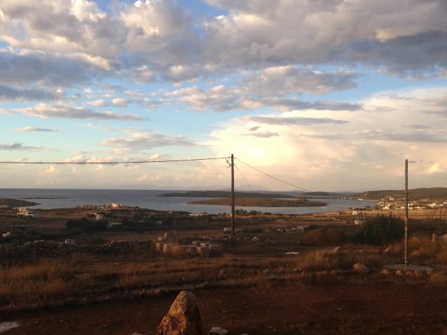 greek sunset | greek islands vacation | taos center | Paros | Greece