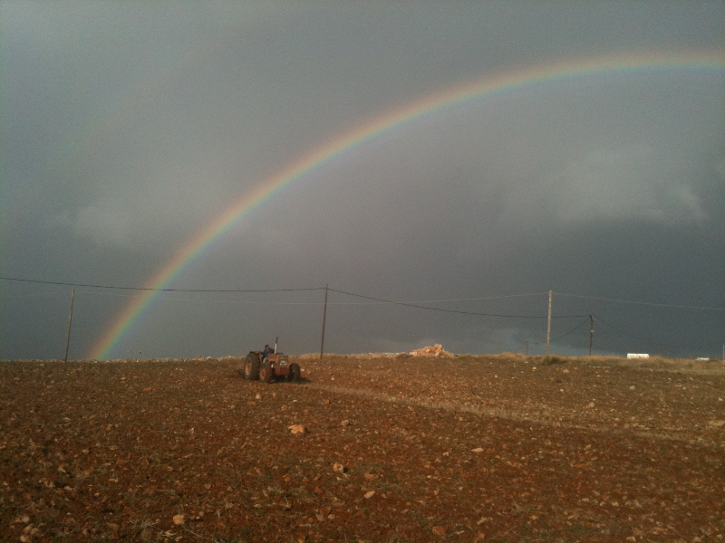 rainbow | greek islands | taos center | paros | Greece