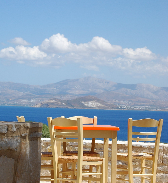 taos restaurant | taos center | paros | greece