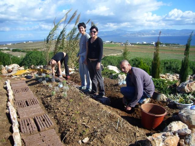 long stay program| Tao's Center| Paros| Greece
