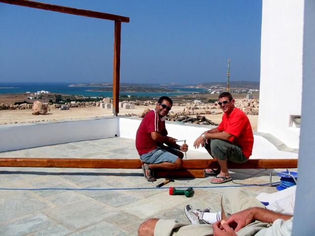 long stay program | Tao's Center | Paros