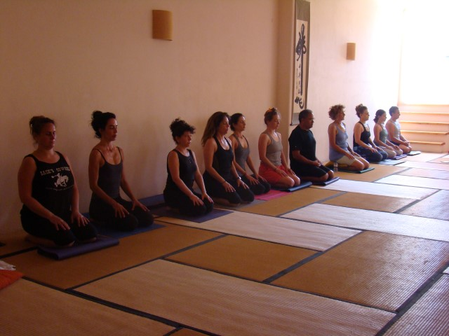 yoga venue | ouvi lifshitz | taos center | paros | greece