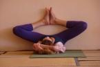 vinyasa yoga  meditation hall   taos center   paros   greece