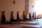 vinyasa yoga |meditation hall | taos center | paros | greece